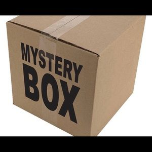 MYSTERY BOX!!! Good quality thrift goods